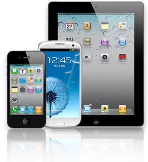 iPad, Iphone Email Service